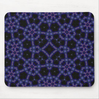 Abstact Pattern & Shapes Mouse Pad