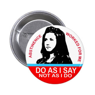 Abstinence Only Button