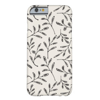 abstrac nature barely there iPhone 6 case