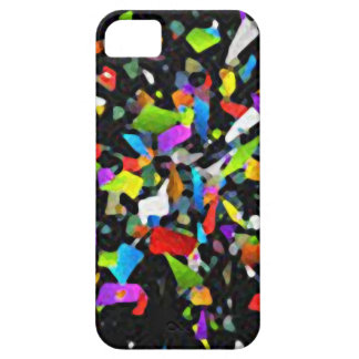 Abstrac triangle iPhone 5 cover