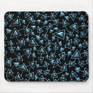 Abstract 021112 - Iridium on Black Mouse Pad