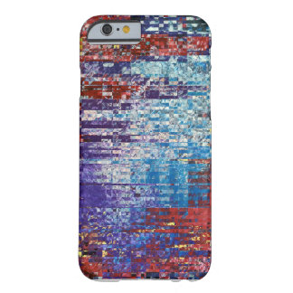 Abstract 101 barely there iPhone 6 case