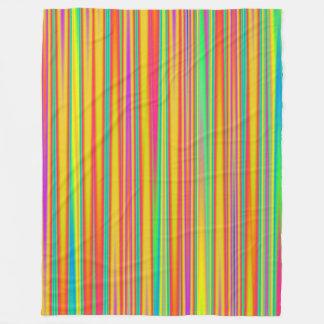 Abstract 120716(010) fleece blanket