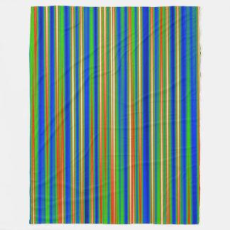 Abstract 130716(03) fleece blanket