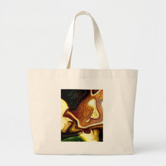 Abstract 1 large tote bag