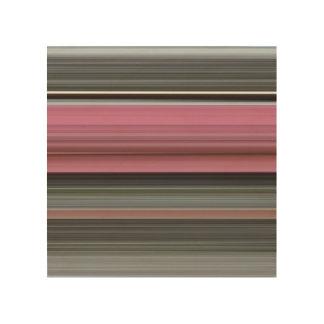 Abstract #1: Pink and grey Wood Wall Decor