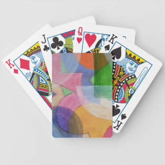 Abstract 1 Playing Cards