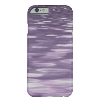 Abstract #1: Ultra Violet Shimmer Barely There iPhone 6 Case