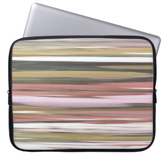 Abstract #2: Autumn Fall colors blur Laptop Sleeve