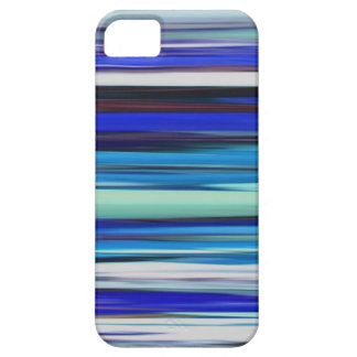 Abstract #2: Blue blur Case For The iPhone 5