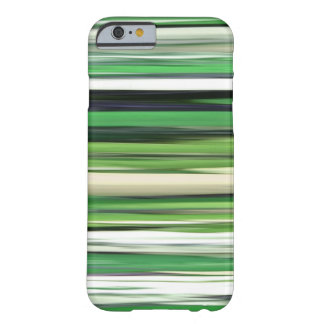 Abstract #2: Green blur Barely There iPhone 6 Case