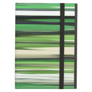 Abstract #2: Green blur Case For iPad Air