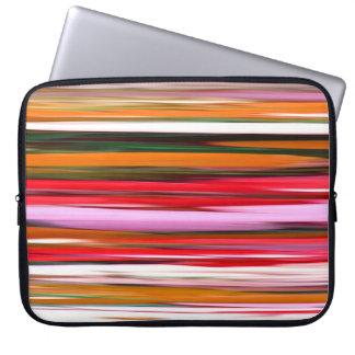 Abstract #2: Orange blur Laptop Sleeve