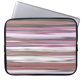 Abstract #2: Pink blur Laptop Sleeve