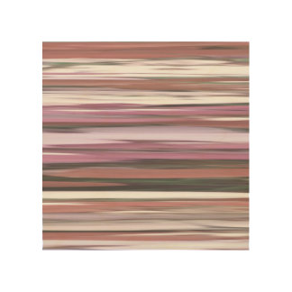 Abstract #2: Pink blur Wood Print