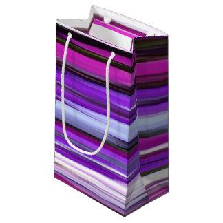 Abstract #2: Purple Blur Small Gift Bag