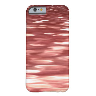 Abstract #2: Red blur Barely There iPhone 6 Case