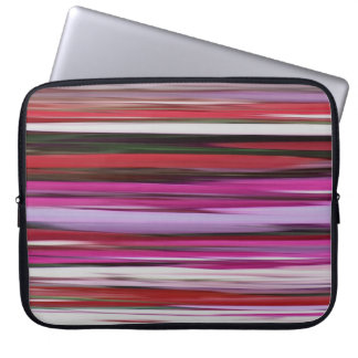 Abstract #2: Red blur Laptop Sleeve
