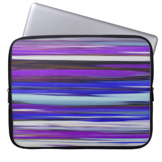Abstract #2: Ultraviolet blur Laptop Sleeve