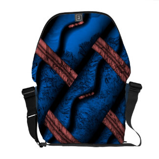 abstract 33w messenger bags