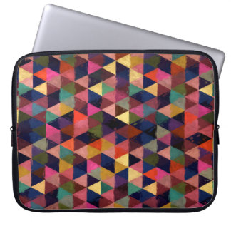 Abstract #374 laptop sleeve