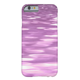 Abstract #3: Lilac Shimmer Barely There iPhone 6 Case