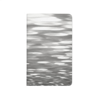 Abstract #3: Silver grey shimmer Journal