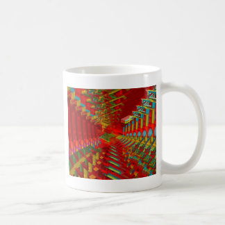 Abstract 3D Shapes: Coffee Mug
