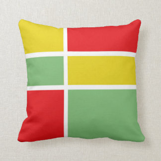 Abstract #454 cushion