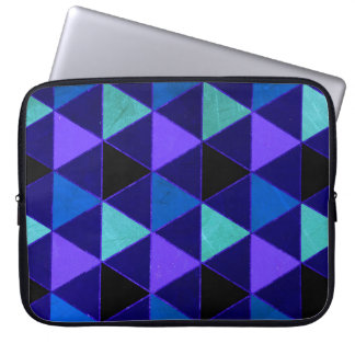 Abstract #471 laptop sleeve