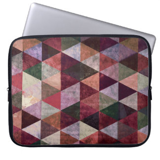 Abstract #480 laptop sleeve