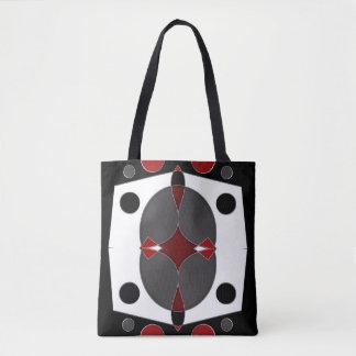 Abstract #588 tote bag