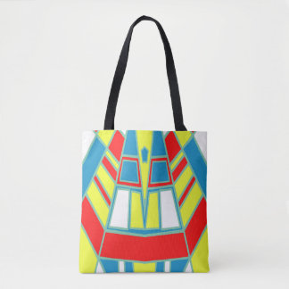 Abstract #591 tote bag