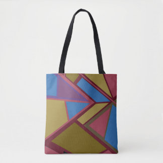 Abstract #596 tote bag
