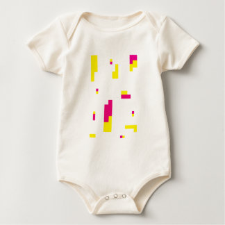 Abstract#6 Baby Bodysuit