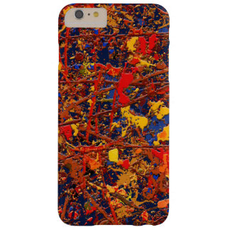 Abstract #725 barely there iPhone 6 plus case