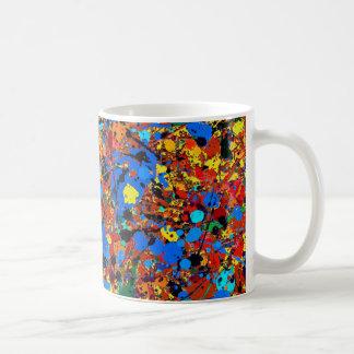 Abstract #744 Veronica Coffee Mug