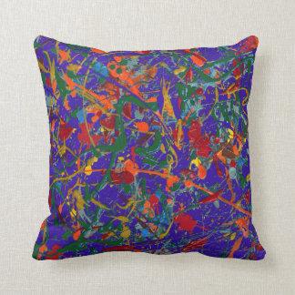 Abstract #817 cushion