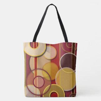 Abstract #843 tote bag