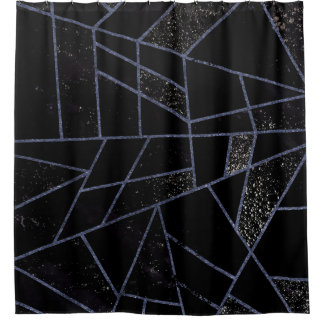 Abstract #938 shower curtain