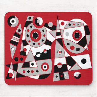 Abstract #953 mouse pad