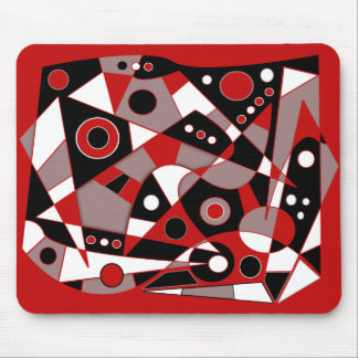 Abstract #960 mouse pad