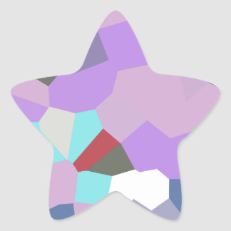 Abstract A Star Stickers