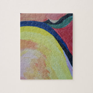 Abstract Acrylic Design 1 Jigsaw Puzzle
