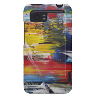 Abstract Acrylic Pattern 1 HTC Vivid Cover
