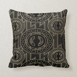 Abstract African Design Cushion