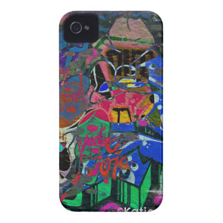 Abstract Altered Graffiti iPhone 4 Covers