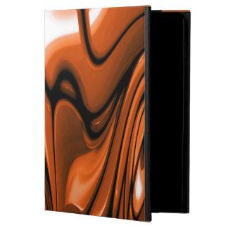 Abstract Amber Ocean iPad Air Case