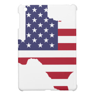 Abstract America Art Texas Cover For The iPad Mini