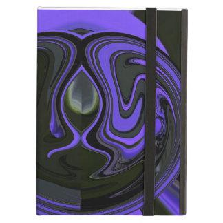 Abstract Amethyst Psychedelia 4 iPad Powis Case iPad Folio Case